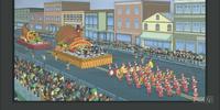 Quahog Thanksgiving Day Parade