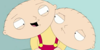 Two Headed Stewie