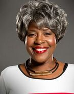 Jo marie payton with gray hair