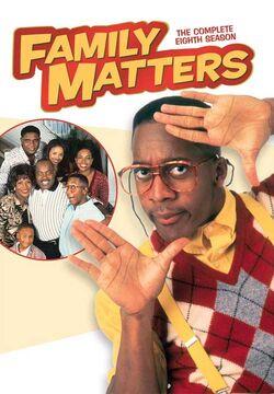 Family Matters Season 8