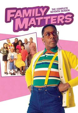 Family Matters Season 7