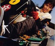 Bryton James (driving)
