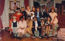 FM Cast (Farewell My Laura)