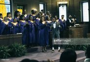 Family matters choir trouble