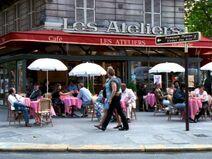 Paris Vacation (Part 1)