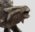 Giant Ankylosaurus