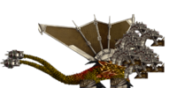 Super Dragon Hyper Kiezer Death Mecha King Ghidorah