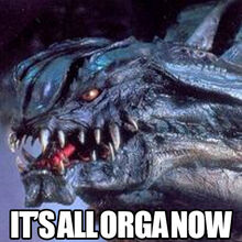 It's All Orga Now