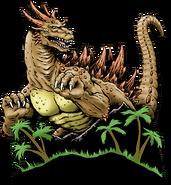 Gfantis Kaiju Battle