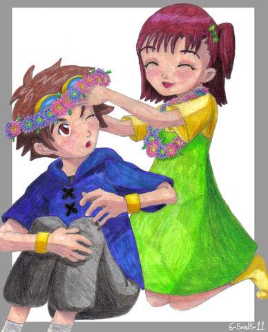 File:Digimon Takato and Jeri.jpg