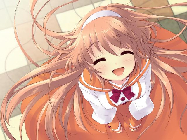 File:Anime girl really happy.jpeg