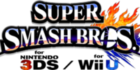 Super Smash Bros Wii U\3DS