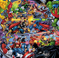 Marvel vs dc by jedipadawan-d3cmp4w