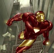 Armored Iron Man