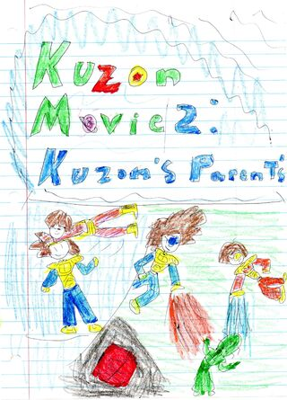 Kuzon Movie 2 Poster