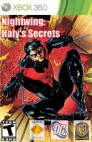 Nightwing Haly's Secrets