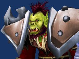 Gorax Headcrusher Portrait