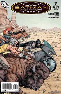 Batman Incorporated 7