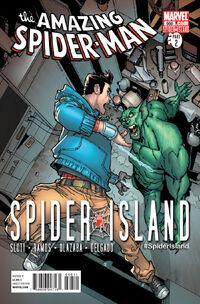 Amazing Spider-Man 668