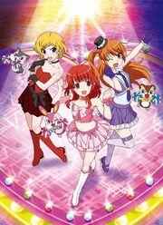 Pretty Rhythm Aurora Dream Poster