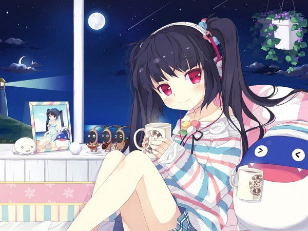 File:Hoshi in her bed room.jpg
