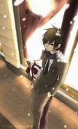 Prince mamoru look like this