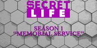 Memorial Service (Secret Life)