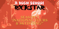 National Tours & Skydiving (A High School Rockstar)