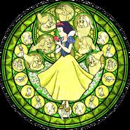 Station of Awakening- Snow White (Art) KHI