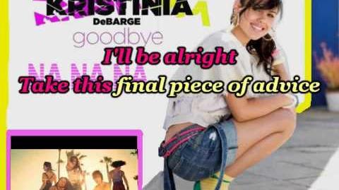 Goodbye (Karaoke Instrumental) Kristinia Debarge