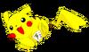 Pikachu - Flame Icejin series