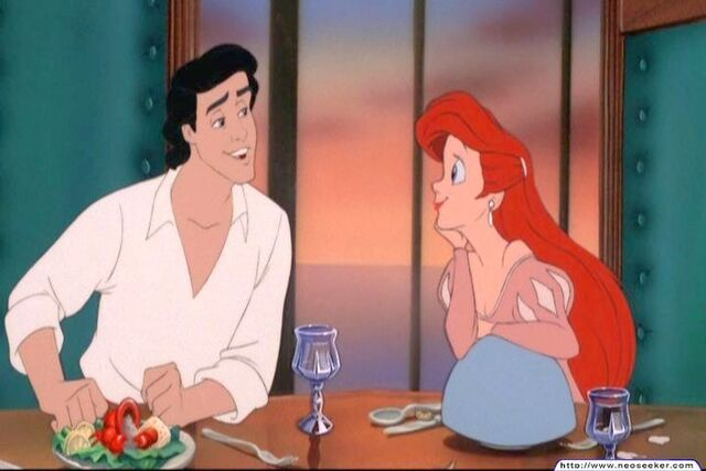 File:Eric and Ariel Dinner.jpg
