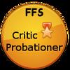 CriticProbationerAward