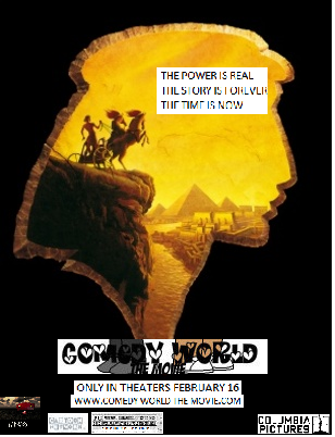 File:Comedy World The Movie (2001) Poster.png