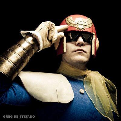 Captain Falcon There Will Be Brawl