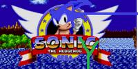 Sonic The Hedgehog Y