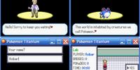 Pokemon Titanium - The Return
