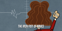 The Iron Fist of Bruce