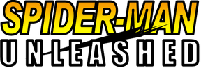 Spiderman Unleashed Logo