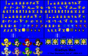 Gladius Man Spritesheet