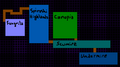 Metroid Trials -- Tozera Map Mockup