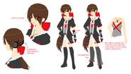 Kiyastudios Misaki P3 Concept