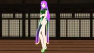Rina China dress