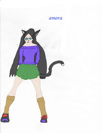 Samurai234 Amora by cursedironfist7