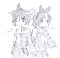 RenaKerensky Kuromine Twins 2