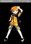 Fanmade1 Vocaloid Box Art Base by Krystal Sakura