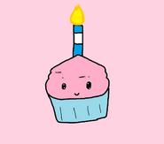 Kiyastudios Cupcake Mascot