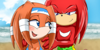 A Dream Worth Keeping (Tikal and Knuckles Version)