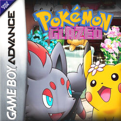 Pokemon Glazed Box art