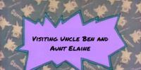 Visiting Uncle Ben and Aunt Elaine (Babysmurfrocks Series)